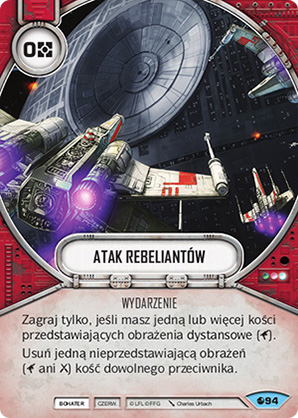 Atak Rebeliantów