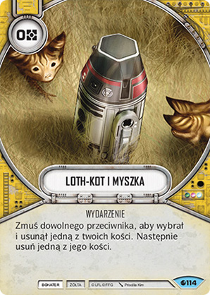 Loth-Cat and Mouse