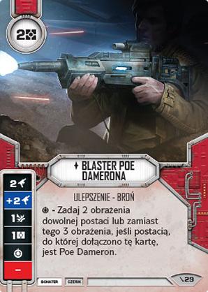 Poe Dameron's Blaster
