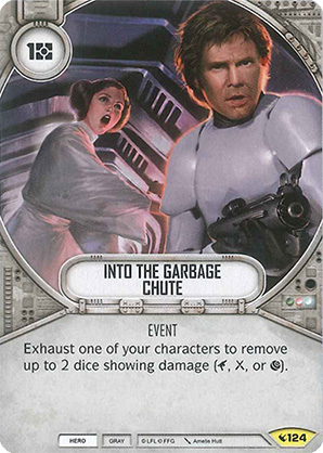 Into The Garbage Chute