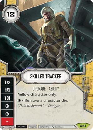Skilled Tracker