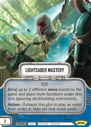 Lightsaber Mastery
