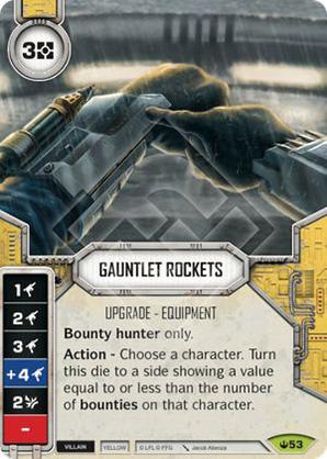 Gauntlet Rockets