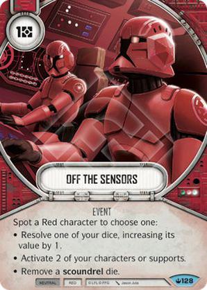 Off The Sensors