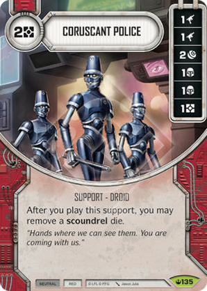 Coruscant Police