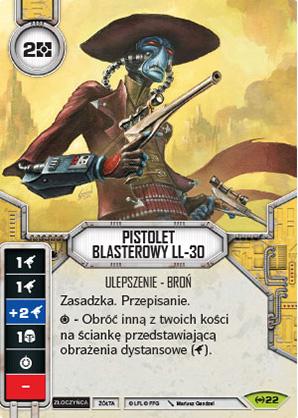 LL-30 Blaster Pistol