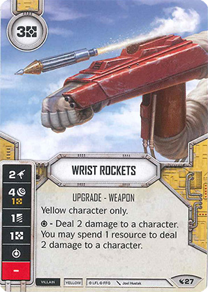 Wrist Rockets