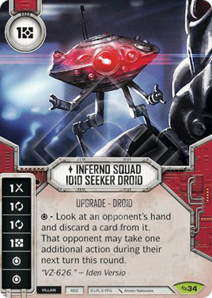 Inferno Squad ID10 Seeker Droid